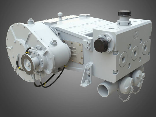 Serva - Triplex & Quintuplex Pumps